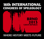 16th International Congress of Speleology 2013