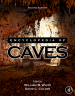 Encyclopedia of Caves cover